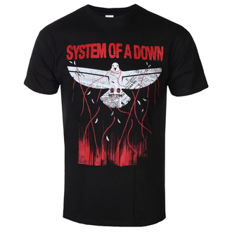 t-shirt metal uomo System of a Down - Dove Overcome - ROCK OFF, ROCK OFF, System of a Down