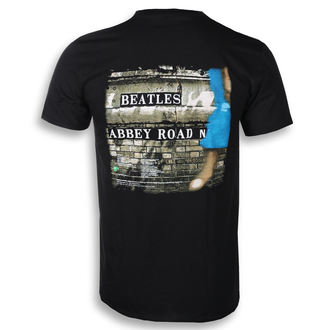 t-shirt metal uomo Beatles - Abbey Road - ROCK OFF, ROCK OFF, Beatles