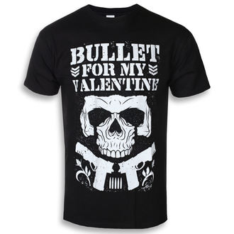 t-shirt metal uomo Bullet For my Valentine - Club - ROCK OFF, ROCK OFF, Bullet For my Valentine