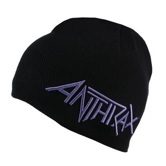 Beanie Anthrax - Logo - ROCK OFF, ROCK OFF, Anthrax