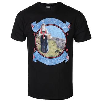 Maglietta da uomo Myrkur - Folksange Meadows - Nero - KINGS ROAD, KINGS ROAD, Myrkur