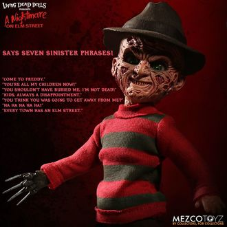 Figurina A Nightmare on Elm Street - Talking Freddy Krueger, NNM