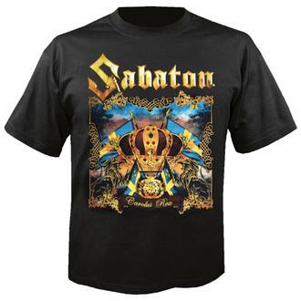 maglietta SABATON - Carolus rex - NUCLEAR BLAST, NUCLEAR BLAST, Sabaton