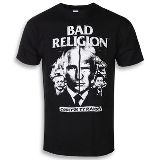 t-shirt metal uomo Bad Religion - Oppose Tyranny - KINGS ROAD, KINGS ROAD, Bad Religion