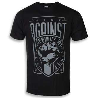 t-shirt metal uomo Rise Against - Fist - KINGS ROAD, KINGS ROAD, Rise Against