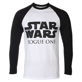 t-shirt film uomo Star Wars - Rouge One Logo - HYBRIS, HYBRIS, Star Wars