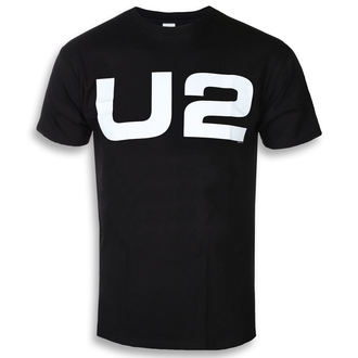 t-shirt metal uomo U2 - WHITE LOGO - PLASTIC HEAD, PLASTIC HEAD, U2