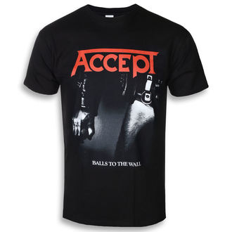 t-shirt metal uomo Accept - BALLS TO THE WALL 2 - PLASTIC HEAD, PLASTIC HEAD, Accept