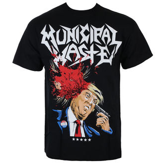 t-shirt metal uomo Municipal Waste - TRUMP - Just Say Rock, Just Say Rock, Municipal Waste