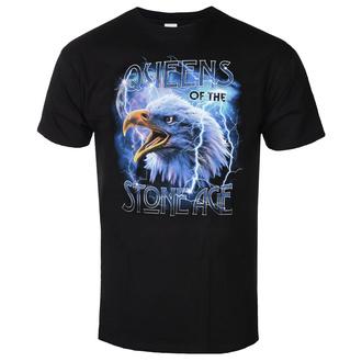 Maglietta da uomo Queens of the Stone Age - ELECTRIC EAGLE - NERO - GOT TO HAVE IT, GOT TO HAVE IT, Queens of the Stone Age