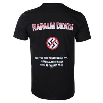 t-shirt metal Napalm Death - Nazi Punks - RAZAMATAZ, RAZAMATAZ, Napalm Death