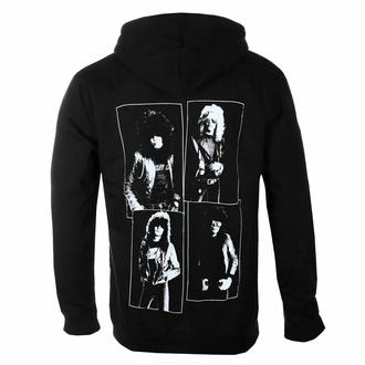 Felpa da uomo con cappuccio Mötley Crüe - 40 Years F&B - ROCK OFF, ROCK OFF, Mötley Crüe