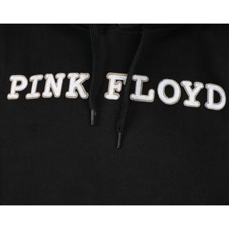 Felpa da uomo con cappuccio Pink Floyd - Logo & Prisma - Applique - ROCK OFF, ROCK OFF, Pink Floyd
