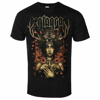 Maglietta da uomo Pentagram - Priestess - Nero - INDIEMERCH, INDIEMERCH, Pentagram