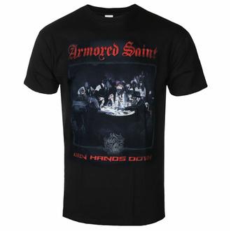 Maglietta da uomo Armored Saint - Win Hands Down - Nero - INDIEMERCH, INDIEMERCH, Armored Saint