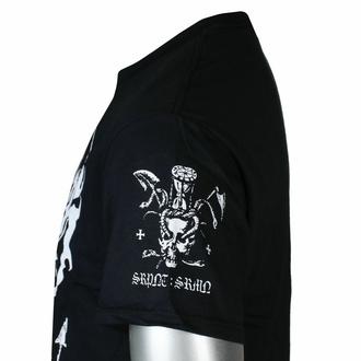 Maglietta da uomo Marduk - SRPNT SRMN - Nero - INDIEMERCH, INDIEMERCH, Marduk