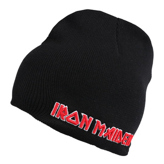 Beanie Iron Maiden - Logo - ROCK OFF, ROCK OFF, Iron Maiden