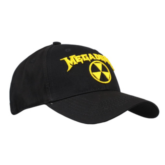 Berretto Megadeth - Hazard Logo - ROCK OFF, ROCK OFF, Megadeth