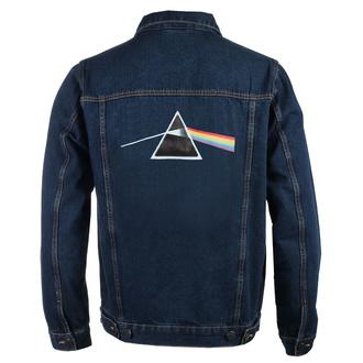 Giacca da uomo Pink Floyd - DSOTM Prism - DENIM - ROCK OFF, ROCK OFF, Pink Floyd
