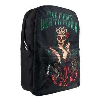Zaino FIVE FINGER DEATH PUNCH - GREEN, NNM, Five Finger Death Punch