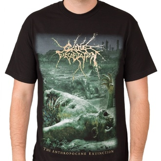t-shirt metal uomo Cattle Decapitation - Anthropocene Extinction - INDIEMERCH, INDIEMERCH, Cattle Decapitation