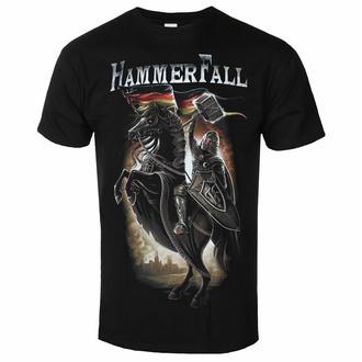 Maglietta da uomo Hammerfall - Hector on horse - ART WORX, ART WORX, Hammerfall