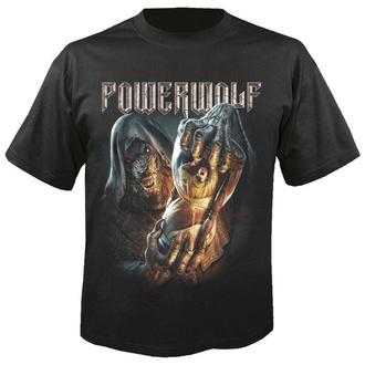 Maglietta da uomo POWERWOLF - Hourglass - NUCLEAR BLAST, NUCLEAR BLAST, Powerwolf