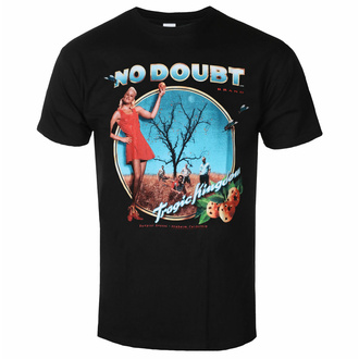Maglietta da uomo NO DOUBT - TRAGIC KINGDOM, NNM, No Doubt