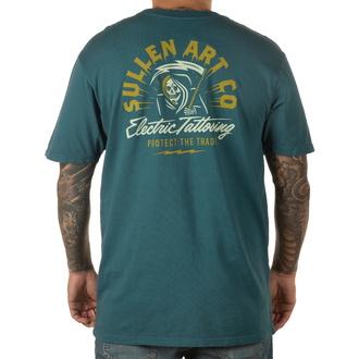Maglietta da uomo SULLEN - ELECTRO INDIGO, SULLEN