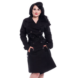 Cappotto Da donna Chemical Black - ELLEN - NERO, CHEMICAL BLACK