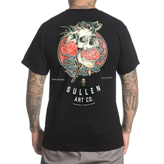 t-shirt hardcore uomo - EMERALD SKY - SULLEN, SULLEN