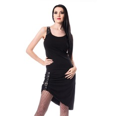 Vestito Da donna Chemical black - EMMA - NERO, CHEMICAL BLACK