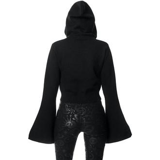 Maglione da donna KILLSTAR - Entombed - NERO, KILLSTAR