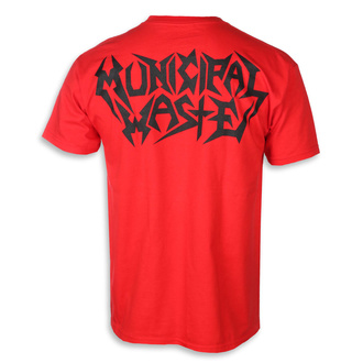 Maglietta metal da uomo Municipal Waste - Skelbot - ART WORX, ART WORX, Municipal Waste