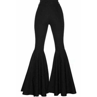pantaloni da donna KILLSTAR - Eternal Flare - Nero, KILLSTAR