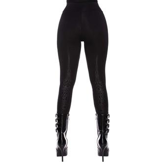 Pantaloni da donna (leggins) KILLSTAR - Etere - Nero, KILLSTAR