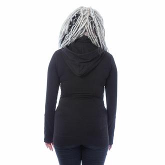 Felpa da donna CHEMICAL BLACK - EUDORA - NERO, CHEMICAL BLACK