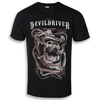 t-shirt metal uomo Devildriver - Cowboy2 - NAPALM RECORDS, NAPALM RECORDS, Devildriver