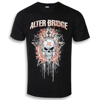 t-shirt metal uomo Alter Bridge - Royal Skull - NAPALM RECORDS, NAPALM RECORDS, Alter Bridge
