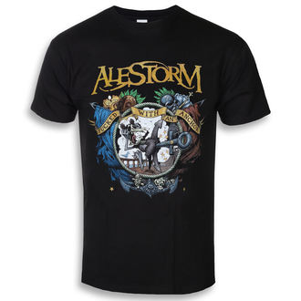 t-shirt metal uomo Alestorm - Fucked With An Anchor - NAPALM RECORDS, NAPALM RECORDS, Alestorm