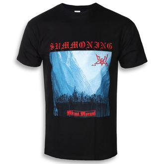 t-shirt metal uomo Summoning - Minas Morgul - NAPALM RECORDS, NAPALM RECORDS, Summoning
