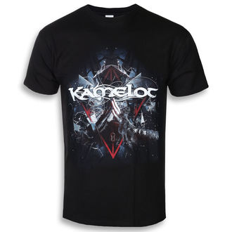 t-shirt metal uomo Kamelot - As It Burns To Embrace - NAPALM RECORDS, NAPALM RECORDS, Kamelot