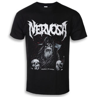 t-shirt metal uomo Nervosa - Downfall Of Mankind - NAPALM RECORDS, NAPALM RECORDS, Nervosa