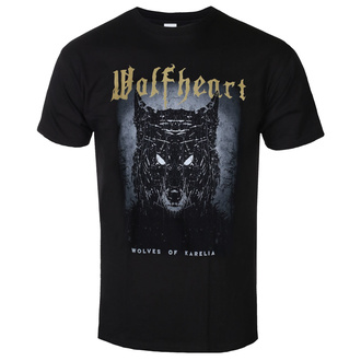 Maglietta da uomo WOLFHEART - Wolves of Karelia - NAPALM RECORDS - TS_6021