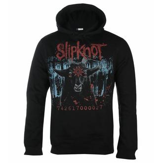 Felpa da uomo Slipknot - Goat Splatter Paint - DRM137207