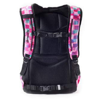 zaino MEATFLY - Exile - F  Cross Pink / Black, MEATFLY