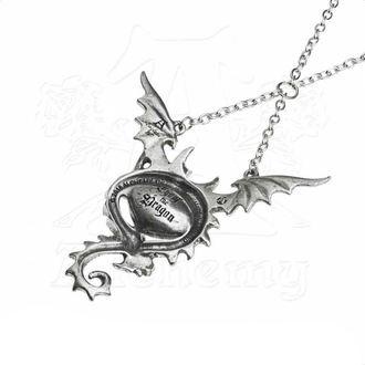 Collana ALCHEMY GOTHIC - Eye Of The Dragon, ALCHEMY GOTHIC