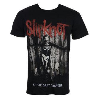 t-shirt metal uomo Slipknot - Gray Chapter - ROCK OFF, ROCK OFF, Slipknot