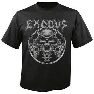 t-shirt metal uomo Exodus - Horns Skull - NUCLEAR BLAST, NUCLEAR BLAST, Exodus