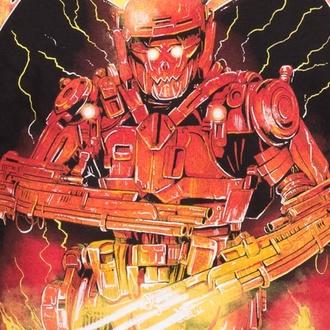 t-shirt metal uomo Revocation - Robot - INDIEMERCH, INDIEMERCH, Revocation